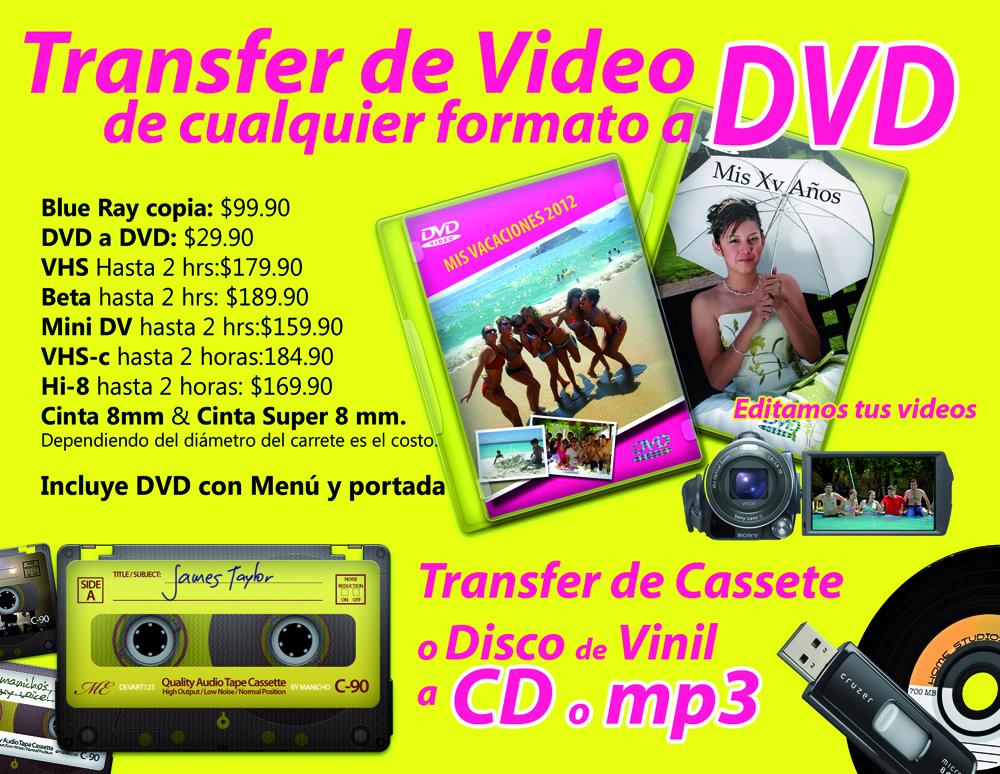 Transfer-de-videoch