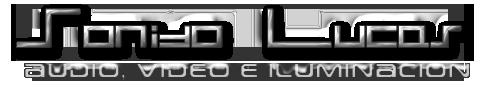 Sonido Lucas Renta de audio video e iluminacion video filmaciones fotografia transfer de video y audio academia dj planta de luz pantalla de video karaoke show animadores dj maquina de humo sonorizaciones vídeo edición